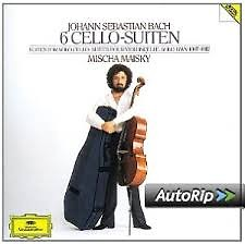 6 Ste For Cello CD 1 - Mischa Maisky