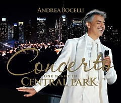 2011 Concerto One Night In Central Park