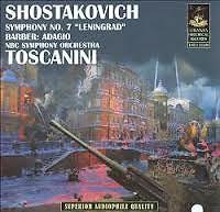 Shostakovich - Symphony No. 7 Leningrad - Arturo Toscanini