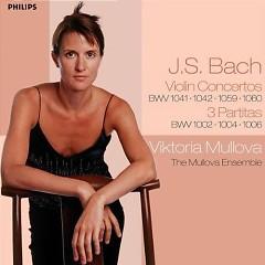 J.S. Bach - Violin Concertos 3 Partitas - Durata CD 1 - Viktoria Mullova