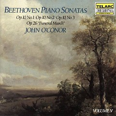Beethoven The Complete Piano Sonate CD 9
