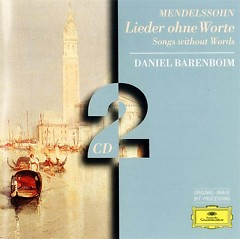 Mendelssohn - Songs Without Words CD 2 No. 3