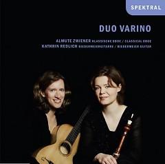 Classical Oboe & Biedermeier Guitar