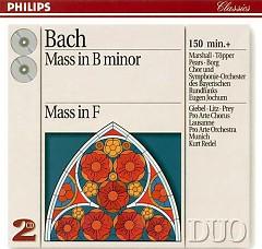 Bach - Mass In B Minor Mass In F CD 2 No. 2