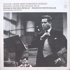 Dieskau Mahler Lieder Eines Fahrenden Gesellen CD 1