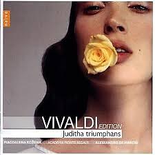 Vivaldi - Juditha Triumphans CD 3 No. 1 - Alessandro de Marchi