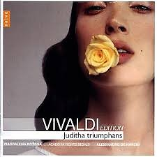 Vivaldi - Juditha Triumphans CD 3 No. 2