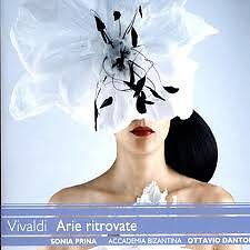 Vivaldi - Arie ritrovate - Ottavio Dantone,Accademia Bizantina