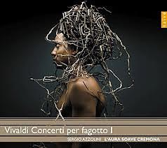 Vivaldi - Concerti Per Fagotto I CD 1