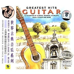 Greatest Hits Guitar CD 1