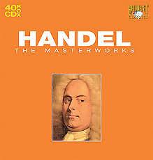 Handel - The Masterworks CD 10  No. 1