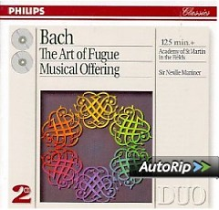 Bach - The Art Of Fugue - Musical Offering CD 2 No. 1