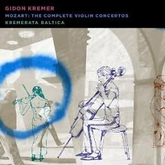 Mozart - The Complete Violin Concertos CD 1
