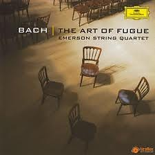 Bach - The Art Of Fugue CD 1