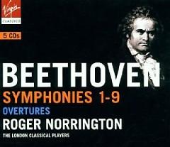 Beethoven - Symphonies 1 - 9 CD 2