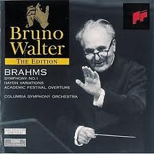 Brahms - Complete Symphonies Plus CD 1 - Bruno Walter,Columbia Symphony Orchestra