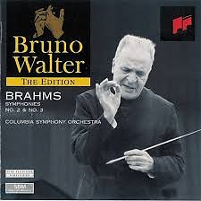 Brahms - Complete Symphonies Plus CD 2 - Bruno Walter,Columbia Symphony Orchestra