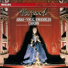 Complete Mozart Edition Vol 23 - Arias, Vocal Ensembles & Canons CD 3