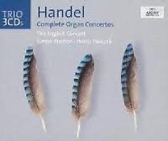 Handel - Complete Organ Concertos CD 2