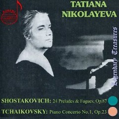 Shostakovich - 24 Preludes And Fugues CD 2 No. 1