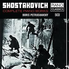 Shostakovich - Complete Piano Music CD 4