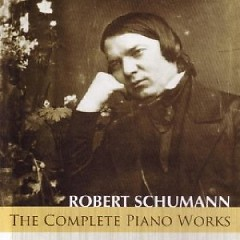 Robert Schumann - The Complete Piano Works CD 3