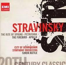 Rite Of Spring; Petrushka; The Firebird;Apollo CD 2 No. 1
