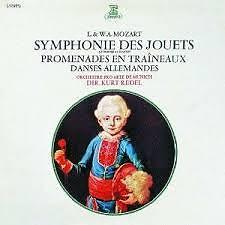 Mozart - Symphonie Des Jouets CD 1 - Kurt Redel