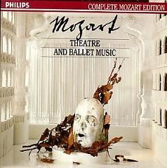 Complete Mozart Edition Vol 25 - Theatre & Ballet Music CD 1