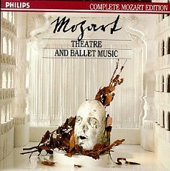 Complete Mozart Edition Vol 25 - Theatre & Ballet Music CD 2 No. 2