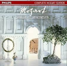 Complete Mozart Edition Vol 26 - Apollo Et Hyacinthus CD 1