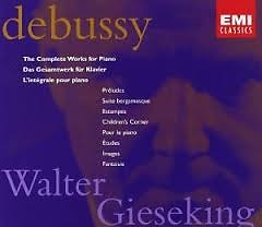Debussy - The Complete Works For Piano CD 1 No. 1