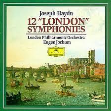 Haydn - 12 London Symphonies CD 4