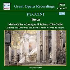 Puccini - Tosca CD 1 No. 1