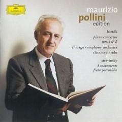 Maurizio Pollini Edition CD 10