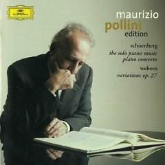 Maurizio Pollini Edition CD 11 No. 1