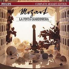 Complete Mozart Edition Vol 33 - La Finta Giardiniera CD 1 No. 1