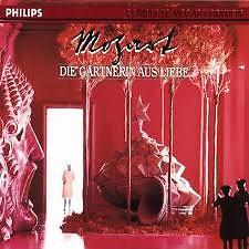 Complete Mozart Edition Vol 34 - Die Gartnerin Aus Liebe CD 1