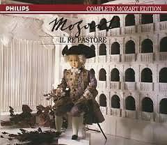 Complete Mozart Edition Vol 35 - Mozart: Il Re Pastore CD 2