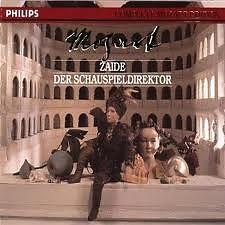 Complete Mozart Edition Vol 36 - Mozart: Zaide, Der Schauspieldirektor CD 1 No. 1