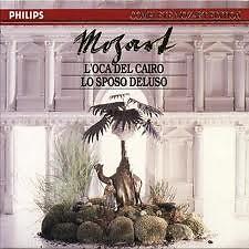 Complete Mozart Edition Vol 39 - Mozart: L'oca Del Cairo, Lo Sposo Deluso