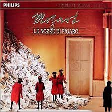 Complete Mozart Edition Vol 40 - Le Nozze Di Figaro CD 1