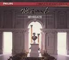 Complete Mozart Edition Vol 29 - Mitridate, Hager CD 3