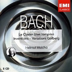 Le Clavier Bien Tempere - Inventions - Variations Goldberg CD 4 No. 2