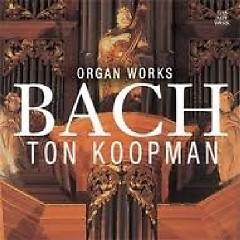Johann Sebastian Bach - Complete Organ Works CD 8