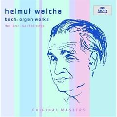 Bach - Organ Works CD 4