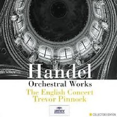 Handel - Orchestral Works CD 2