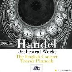Handel - Orchestral Works CD 4 No. 1