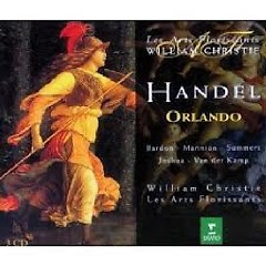 Handel - Orlando CD 3 No. 2 - William Christie,Les Arts Florissants