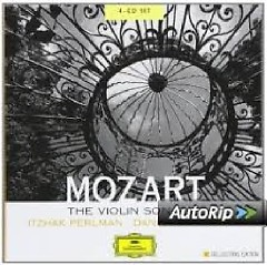 Mozart - The Violin Sonatas CD 2